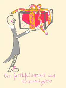 The Servant and the Gift